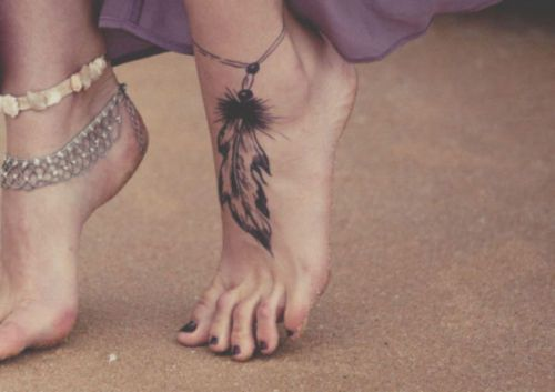 im partially cherokee and im not sure how well this represents it, its a cool anklet tat tho