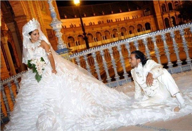 Modern Gypsy Wedding Photos - Fotos de bodas gitanas: Vestidos y trajes para el olvido [FOTOS]