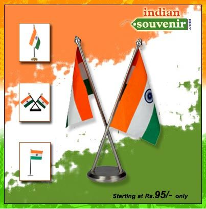"@IndianSouvenir presents ""never seen before"" range of Fashion accessories inspired by the Tri Colors of our National Flag."