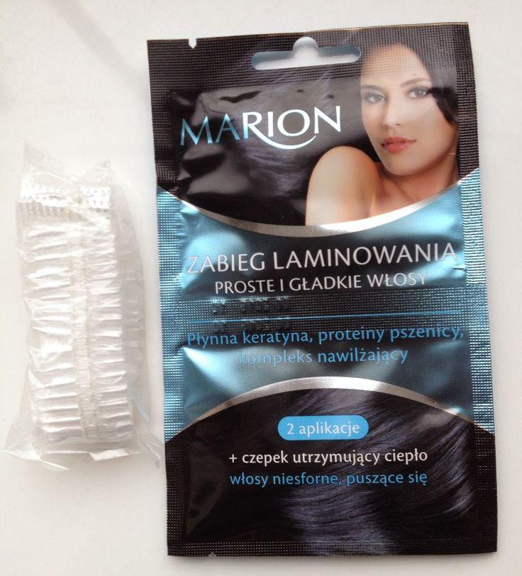 Marion zabieg laminowania – test i opinia
