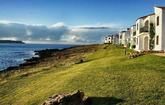 Platges de Fornells. Menorca