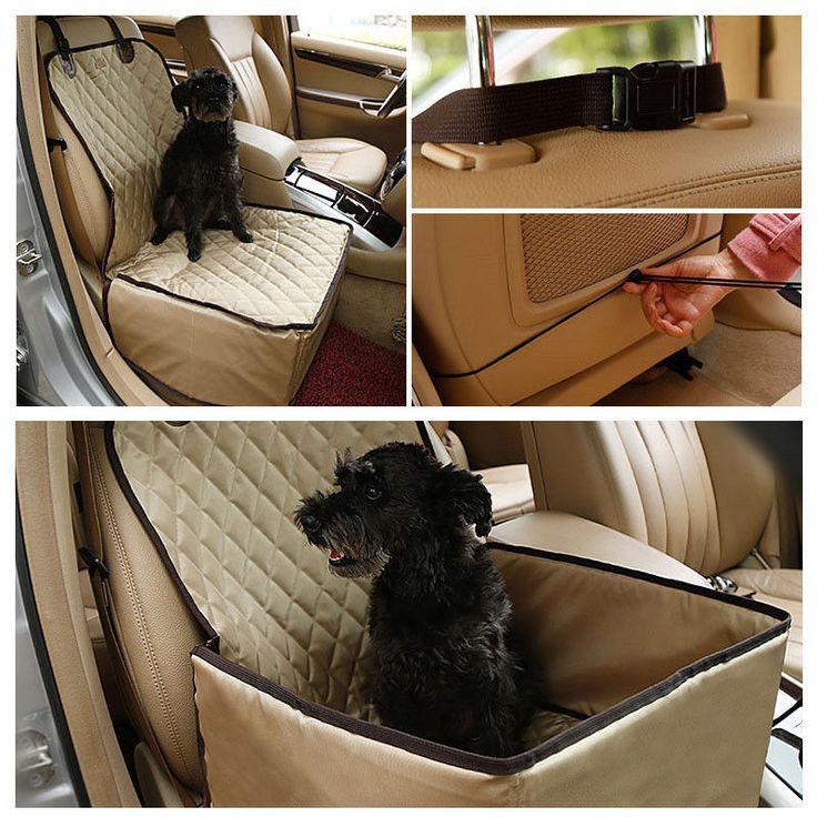 Auto Hundetasche Autositz Hunde Welpen Transporttasche Hund Tiere Tragetasche | Haustierbedarf, Hunde, Transport & Reisen | eBay!