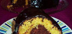 Το πιο αφράτο και μαλακό νηστίσιμο κέικ πορτοκαλιού με γλάσο κακάο  Πανεύκολο χωρίς μίξερ και πεντανόστιμο!!!