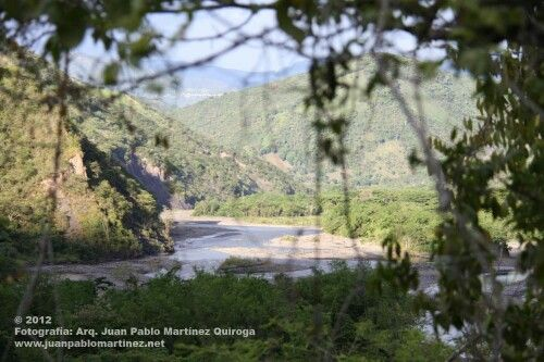 Pasaje en Utica Cundinamarca Colombia