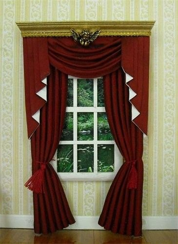 Dollhouse Curtain Patterns Woodworking Projects Amp Plans