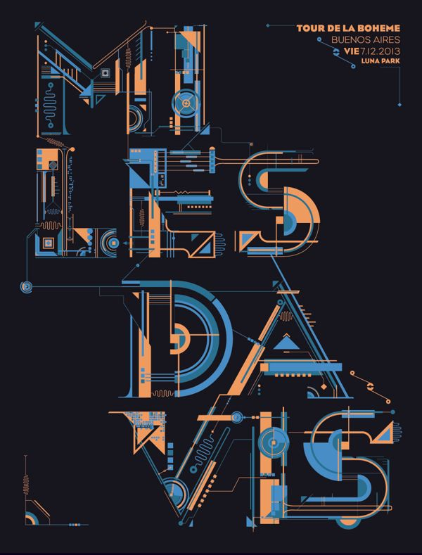 A Jazz Machine by Alejandro Casas, via Behance
