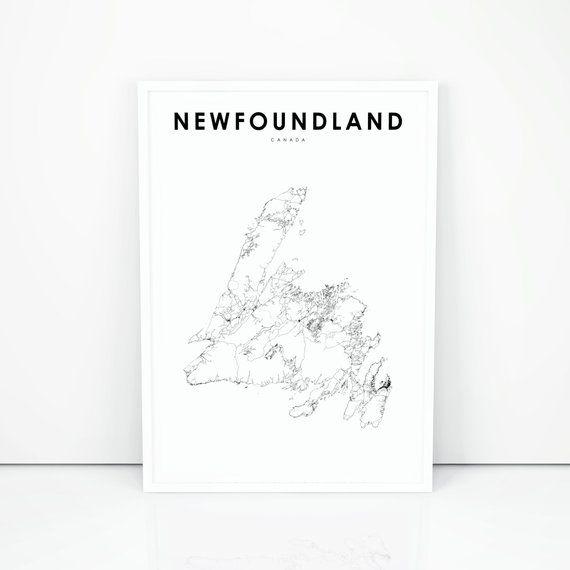 plan cul 60 newfoundland