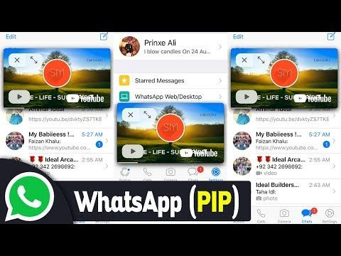 WhatsApp UPDATE: iPhone Users Can Play YouTube Videos within Application (Latest News)