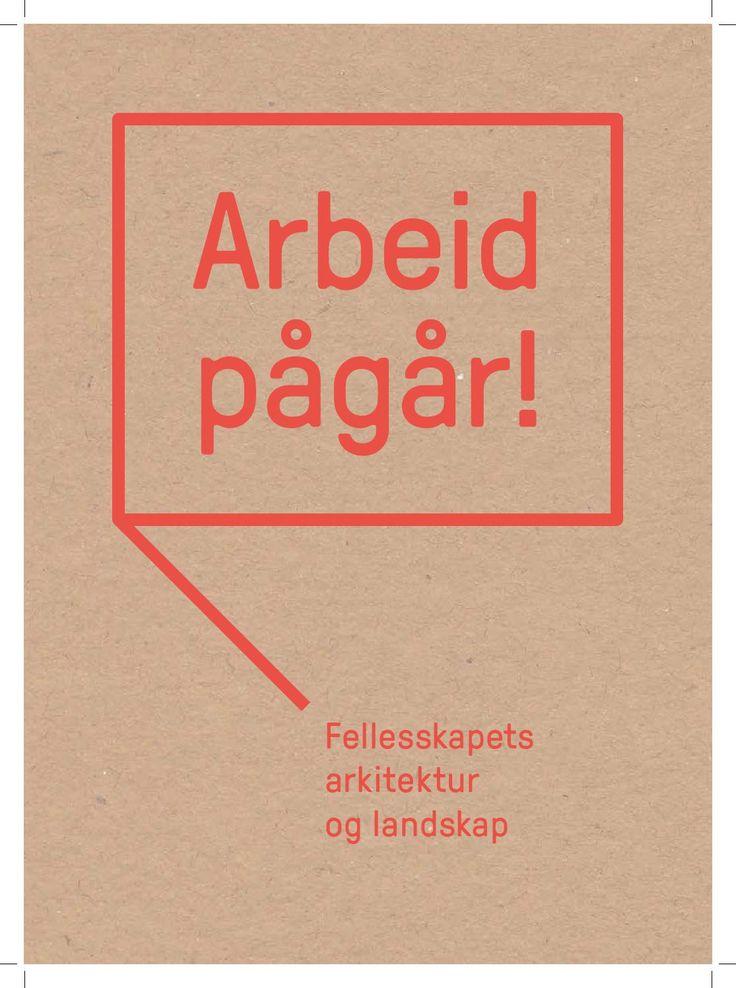 All rights reserved (c)Norsk design- og arkitektursenter