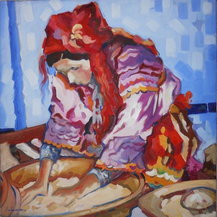 1242 best images about bleue de toi on pinterest for Decoration yennayer