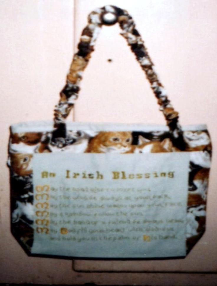 An Irish Blessing Bag