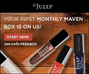 I just ordered my free beauty box from Julep. There are no messy cancellations with this awesome freebie, you can continue your membership if you want but if you don't then you don't have to do anything!