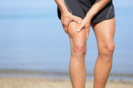 Athletes may find relief with platelet rich plasma injections