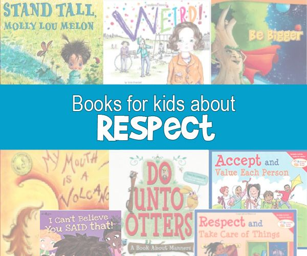 how to teach kids to respect others