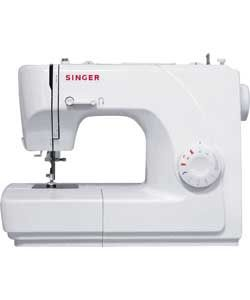 Buy Singer 1507NT Compact Sewing Machine - White at Argos ...