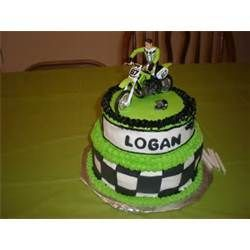 Pin Homemade Dirt Bike Birthday Cake Design Ajilbab Portal Images  Picture #10323