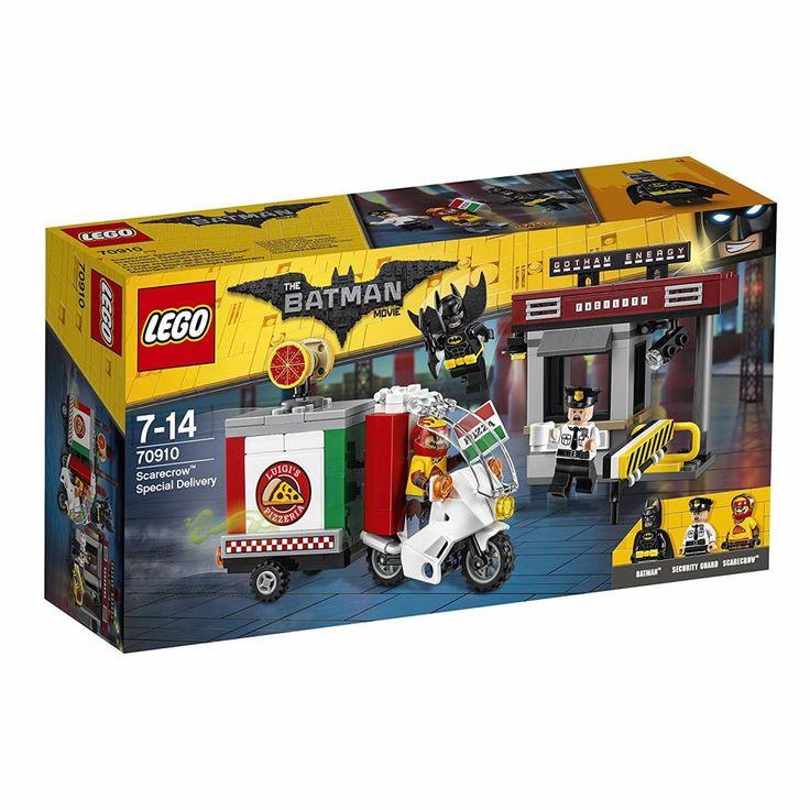LEGO Batman Movie 70910 Scarecrow Speciale Bestelling