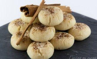 Les Montécaos sont des biscuits sablés parfumés à la cannelle et/ou au zeste de…