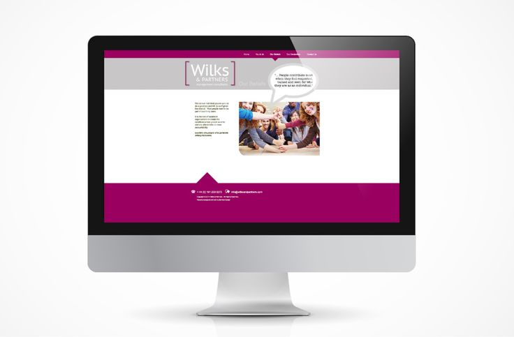 Wilks & Partners - Branding and Website Design and Build required as well as adaptation to mobile device platforms.  http://www.wilksandpartners.com