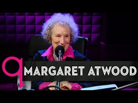 "Margaret Atwood on her dystopian novel ""The Heart Goes Last."""