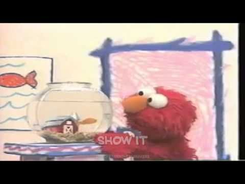 Elmo, and he knows it