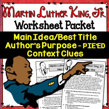 2nd Grade Writing Prompt Worksheets Best  Context Clues Worksheets Ideas On Pinterest  Context  Telling The Time Worksheet Word with Ohio Child Support Computation Worksheet Pdf Martin Luther King Test Prep Worksheets Main Idea Context Cls Authors  Purp 6 Figure Grid Reference Worksheet Excel