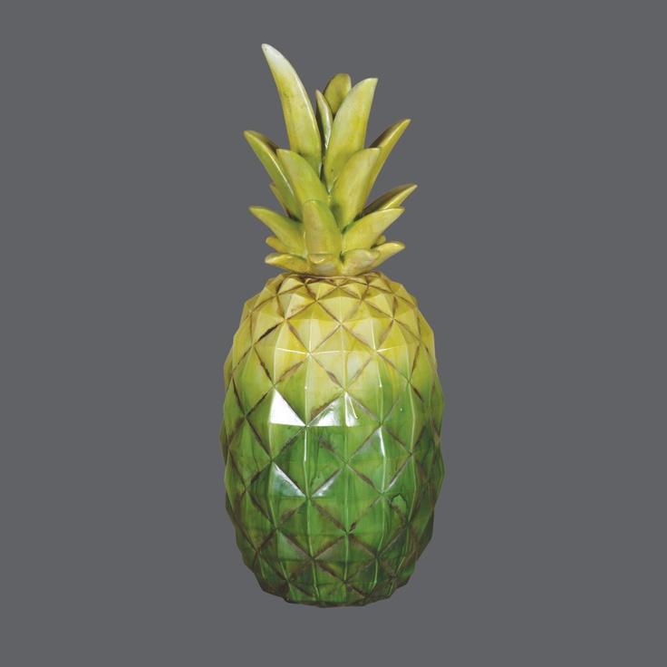 Pineapple decor love it Sassonhome