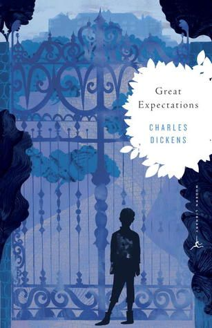 What a beautiful copy of the first Dickens book I ever read--Great Expectations