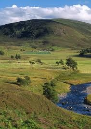 Cairngorms National Park Scotland
