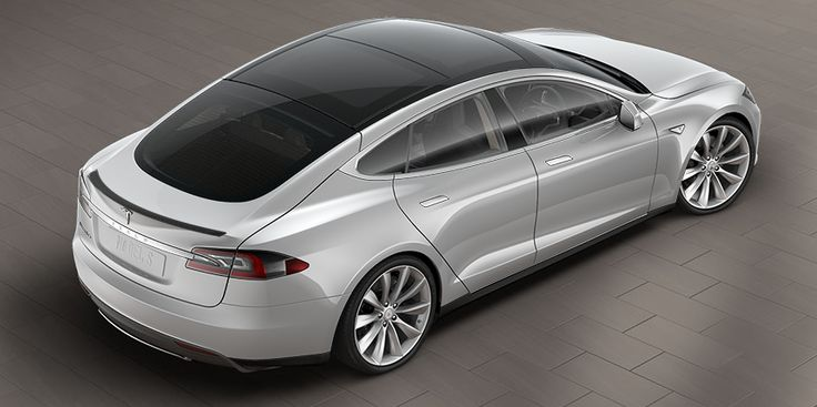 Tesla Model S. Totally unrealistic maybe ever, but definite dream car! £50,000-£100,000 rough price range, varies hugely depending on what 'extras' and options you choose though.