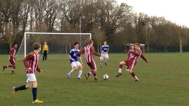 Our match against Corinthian Casuals.