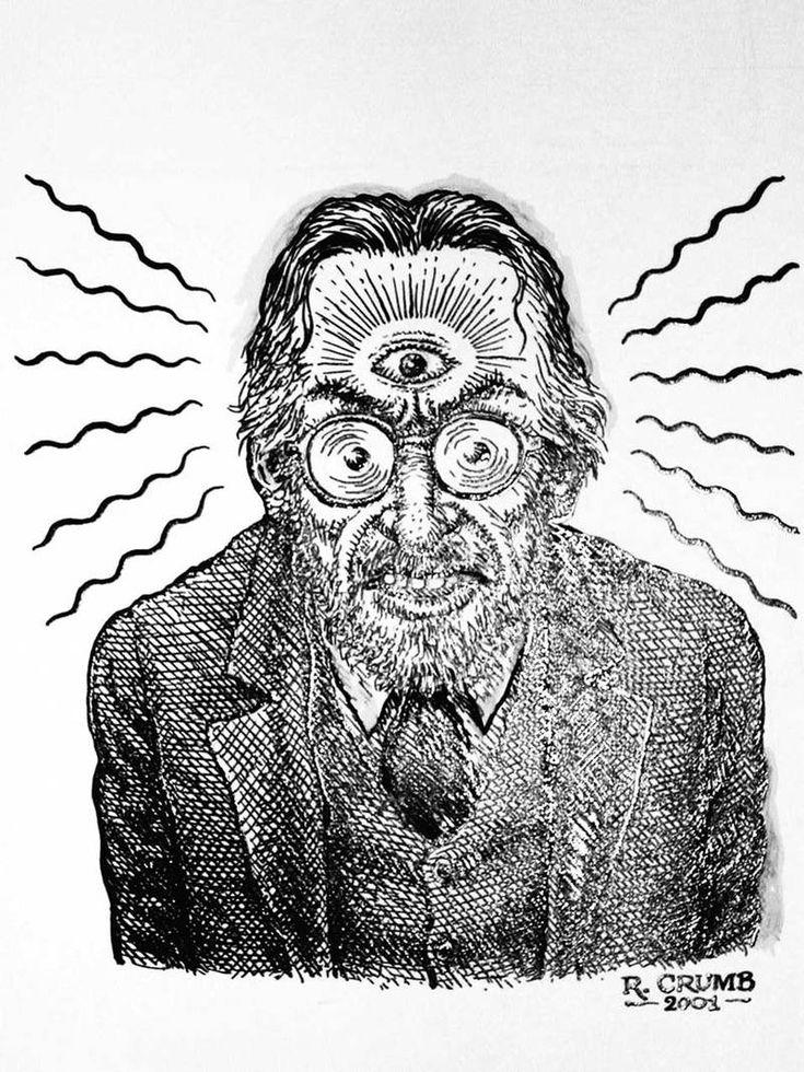 Autoportraits - Opus 3 - Robert Crumb