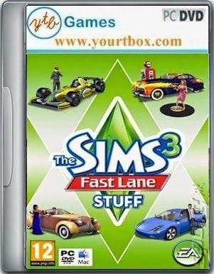 Nice The Sims Fast Lane Stuff PC Game FREE DOWNLOAD Free Full Version