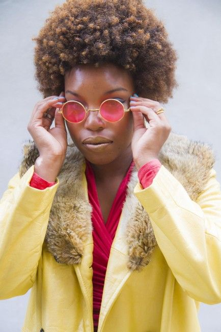 Last Minute DIY Costume: 70s Funk!