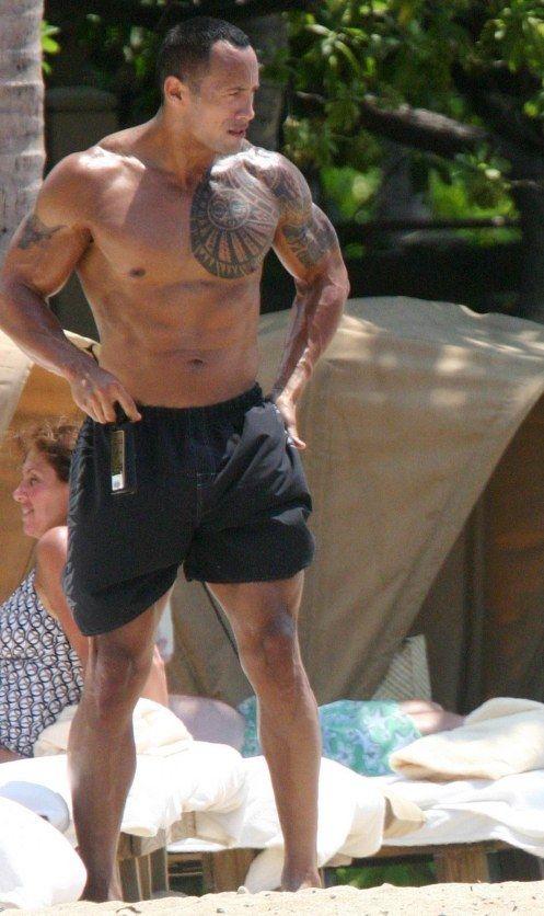 Johnson nude rock photo The
