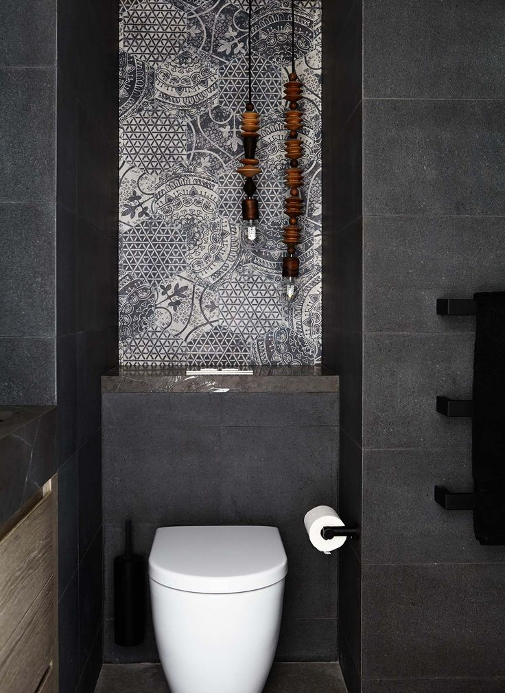 beautiful bathroom...KIRRIBILLI VIEW by Hare & Klein
