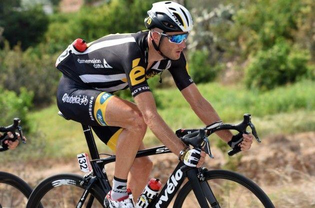 Steve Cummings - Tour of Spain - Stage 9