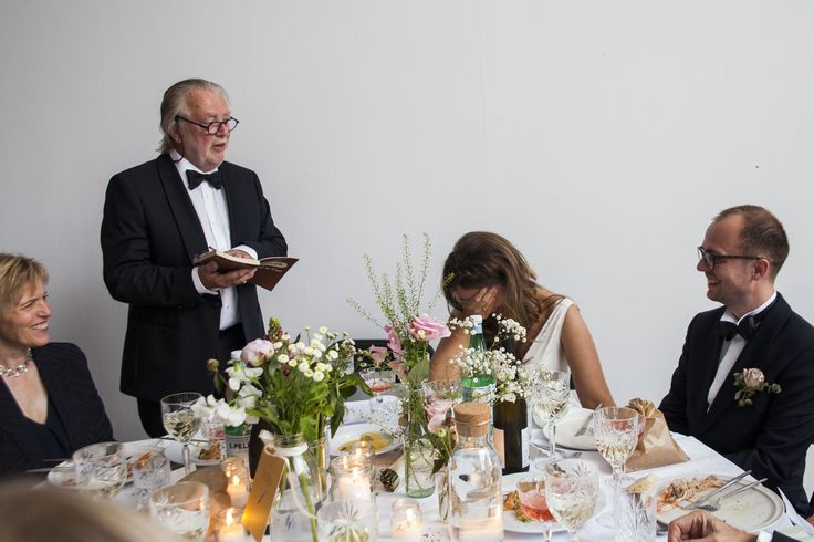Wedding // Speech // Table Setting // A Table Story