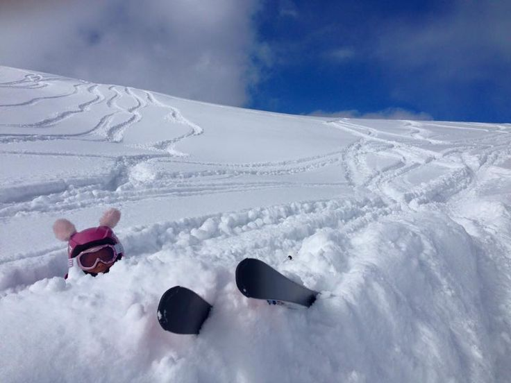 Piccoli #freeride crescono con tanto divertimento! #freeride #fun #kids #family #sport #ski #snow #love #albergovedig