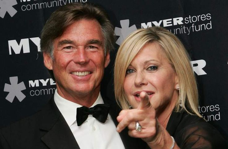 Olivia Newton-John husband, John Easterling, Olivia Newton-John John Easterling
