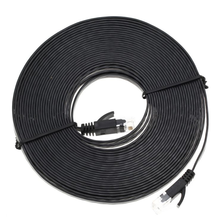 $0.99 (Buy here: https://alitems.com/g/1e8d114494ebda23ff8b16525dc3e8/?i=5&ulp=https%3A%2F%2Fwww.aliexpress.com%2Fitem%2F8P8C-10M-CAT6-RJ45-Cable-Flat-UTP-10-100-1000Mbps-Ethernet-Network-Cable-10G-Base-32AWG%2F32665752345.html ) 8P8C 10M CAT6 RJ45 Cable Flat UTP 10/100/1000Mbps Ethernet Network Cable 10G Base 32AWG Bare Copper For Router DSL Modem Laptop for just $0.99