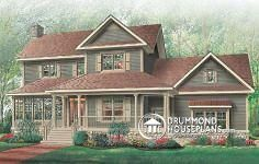 House plan W2853 by drummondhouseplans.com