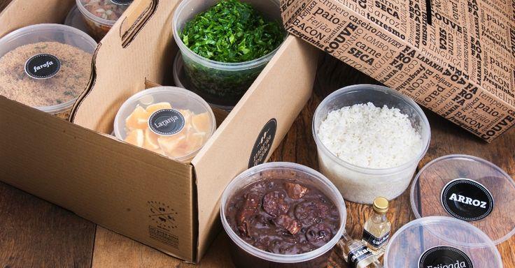 Delivery de feijoada oferece playlist de sambas e bossas para o almoço | Recém-inaugurado na região dos Jardins, o Maria Feijão oferece serviço de delivery de feijoada completa para uma (R$ 36), duas (R$ 70) ou quatro pessoas (R$ 135)