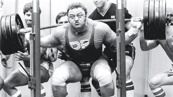 3. Bill Kazmaier - Powerlifter, Strongman