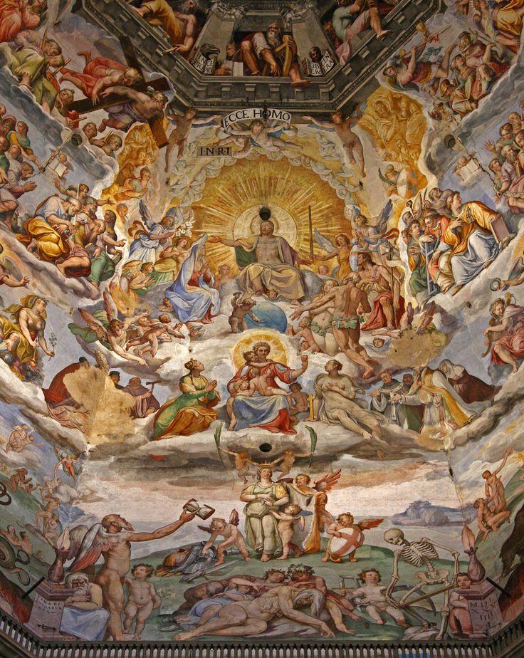Art History: Michelangelo's The Last Judgement - Essay Example