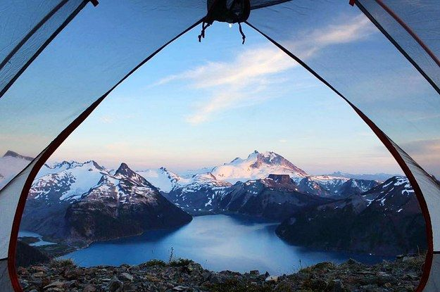 17 Sublime Camping Views Guaranteed To Excite Your Wanderlust