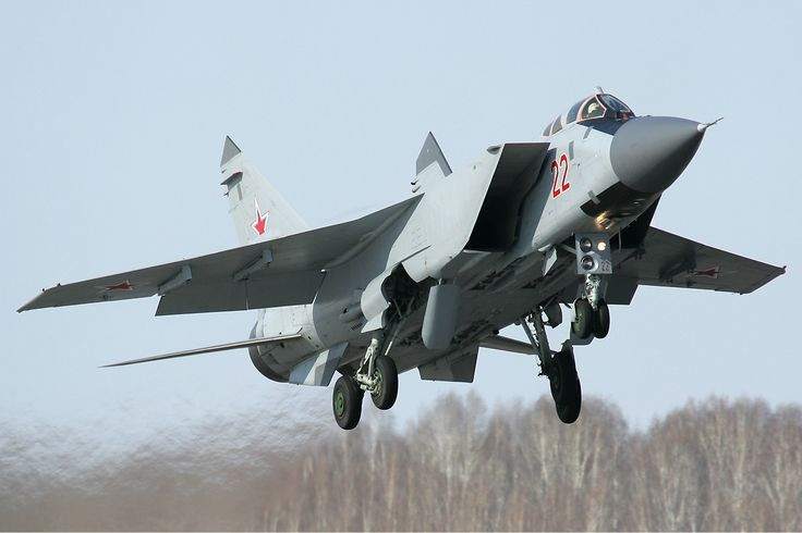 MiG-31BM taking off from Chelyabinsk Shagol Airport in 2012 - möbel martin mainz küchen
