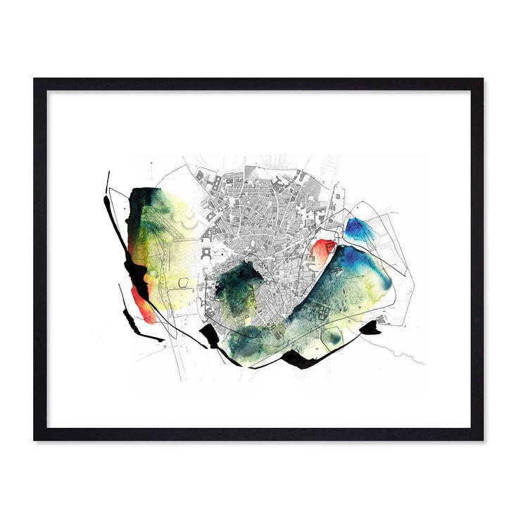 Le chouchou de ma boutique https://www.etsy.com/ca-fr/listing/538114531/madrid-carte-art-poster-art-print-madrid