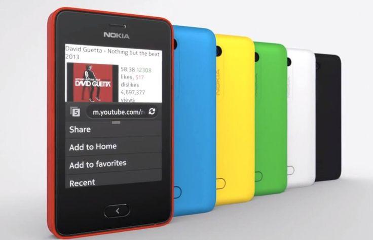 Nokia Asha 501 Dual SIM Handy Test
