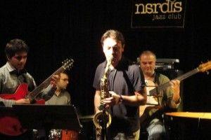 Tamer Temel Quartet 17 Mayıs Akşamı Nardis' de...  istanbul.net.tr